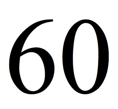 60 Dr Odd