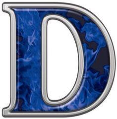 Blue Letters - Dr. Odd