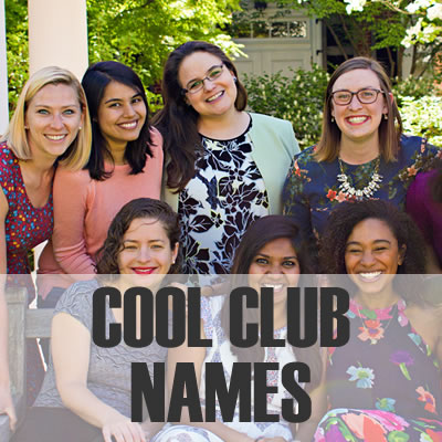 Cool Club Names 2019: Best, Cool, Funny