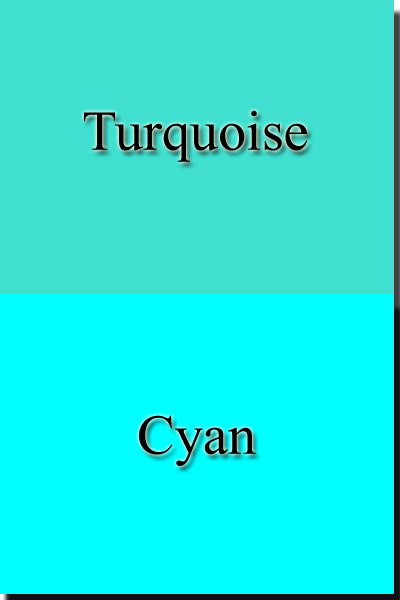 Cyan Best Cool Funny