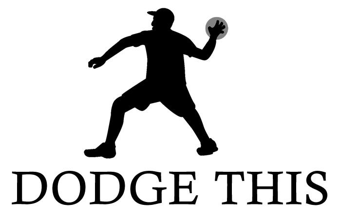 Dodgeball Team Logos 2018