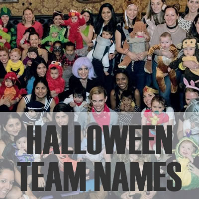 Halloween Team Names 2019: Best, Cool, Funny