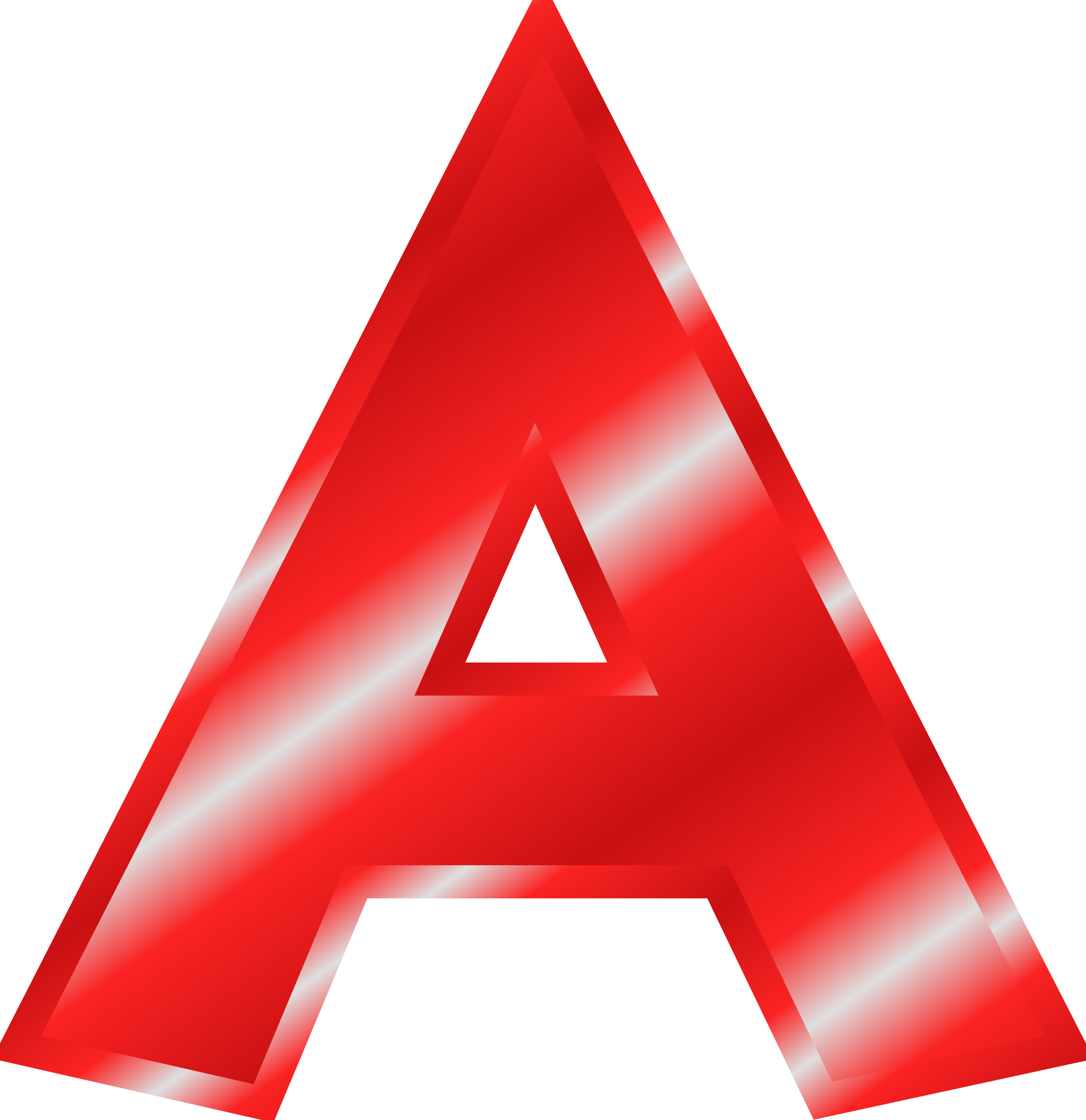 A  Red Letters - D...