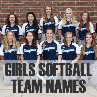 Girls Softball Team Names 2019: Best, Cool, Funny