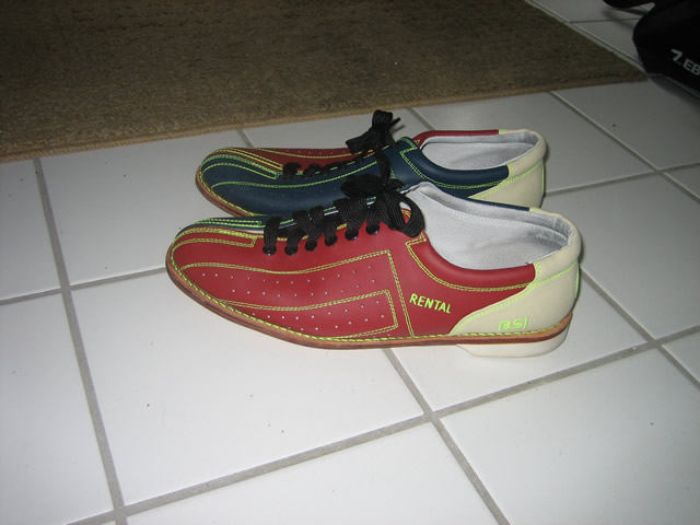Old School Bowling Shoes For Sale