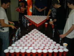 One-On-One Beer Pong