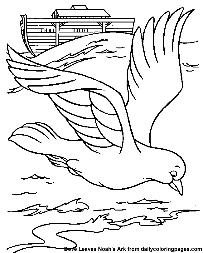 Bible Coloring Pages 2018- Dr. Odd