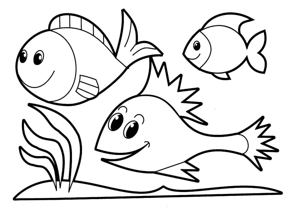 Coloring Pages Animals - Dr. Odd