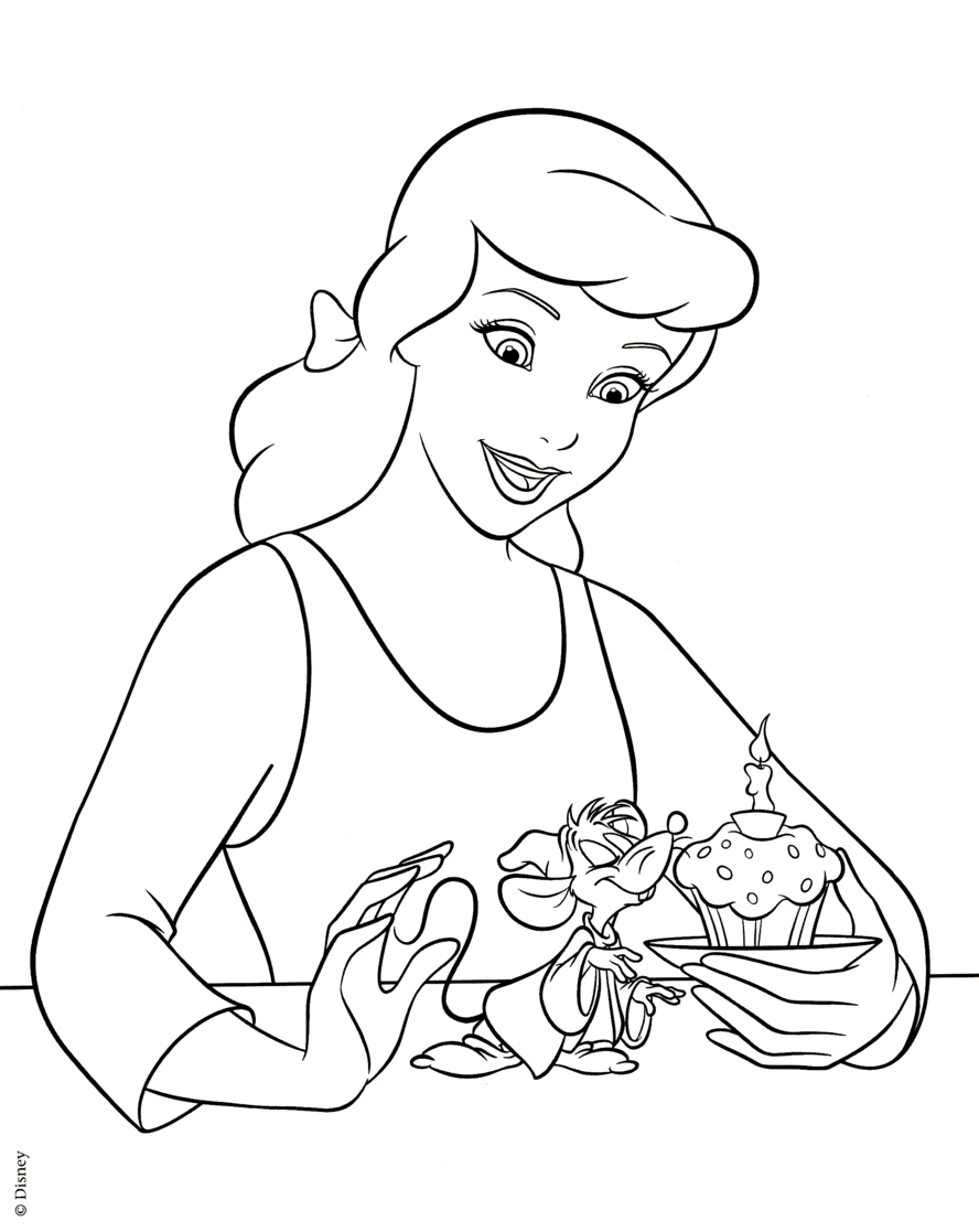 Coloring Pages Disney 2019 Best
