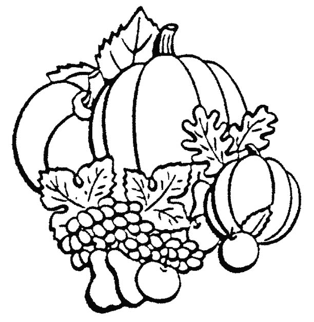 crayola coloring pages fall pumpkins - photo#30