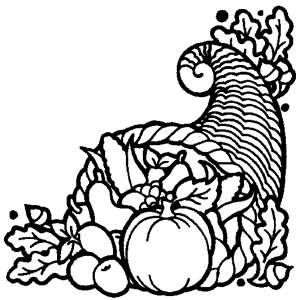 fall coloring pages toddlers
