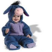 Disney Baby Eeyore Plush Bodysuit Infant / Toddler Costume