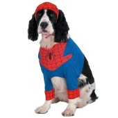 Spider-Man Comic Dog Costume