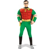 DC Comics Robin Muscle Chest  Adult