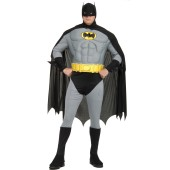 Muscle Chest Batman Adult Plus Costume