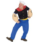 Popeye Adult Costume