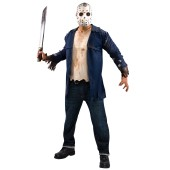 Friday the 13th Jason Deluxe Adult Costume