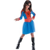 Spider-Girl Classic Toddler/Child Costume