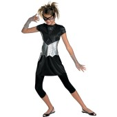 Black Suited Spider-Girl Child/Teen Costume