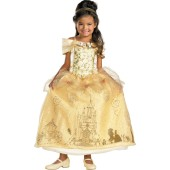 Disney Storybook Belle Prestige Toddler / Child Costume