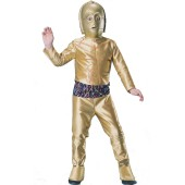Star Wars C-3PO Child Costume
