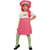 Strawberry Shortcake Child Costume