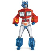 Transformers - Optimus Prime Super Deluxe Adult Costume