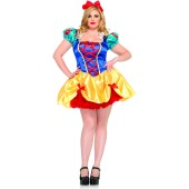 Fairy Tale Snow White Adult Plus Costume