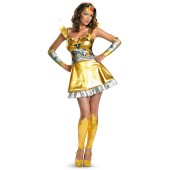 Transformers - Bumblebee Sexy Deluxe Adult Costume