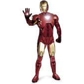 Iron Man 2 - Iron Man Mark 6 Super Deluxe Adult Costume