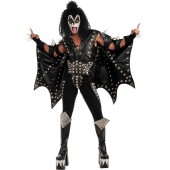 KISS Collectors Demon Adult Costume