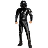 Black Shadow Stormtrooper Adult Costume