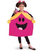 Mr. Men and Little Miss - Miss Chatterbox Child Costume