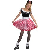 Disney Minnie Mouse Adult Costume