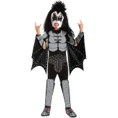 KISS - Demon Deluxe Child Costume