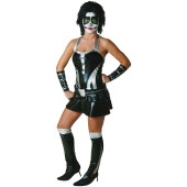 KISS - Catman Sexy Adult Costume