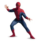 The Amazing Spider-Man Movie Deluxe Adult Costume