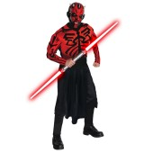 Star Wars Darth Maul Deluxe Muscle Chest Adult Costume