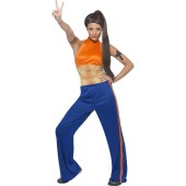 Sporty Power 1990's Icon Adult Costume