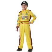 NASCAR Kyle Busch Husky Child Costume