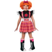 Lalaloopsy Deluxe Bea Spells-A-Lots Child Costume