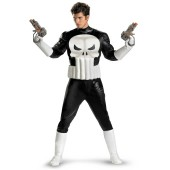 Punisher Adult Costume