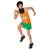 The Dictator - Admiral General Aladeen Track Outfit Adult Costume