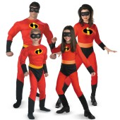 The Incredibles Group Costumes