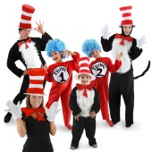 Dr Seuss Group Costumes