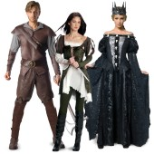 Snow White and the Huntsman Group Costumes