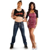 Jersey Shore Couples Costumes