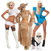 Lady Gaga Group Costumes