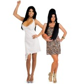 Jersey Shore - Snooki and Jwwow Couples Costumes