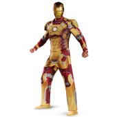 Iron Man 3 Mark 42 Deluxe Adult Costume